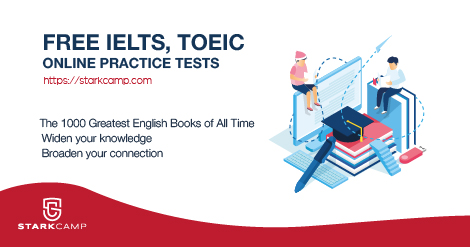 Practice IELTS and TOEIC - Completely Free